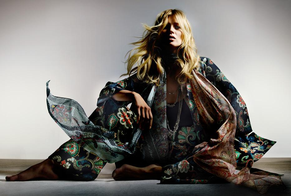 Lookbook kolekcji Kate Moss dla TopShop (FOTO)