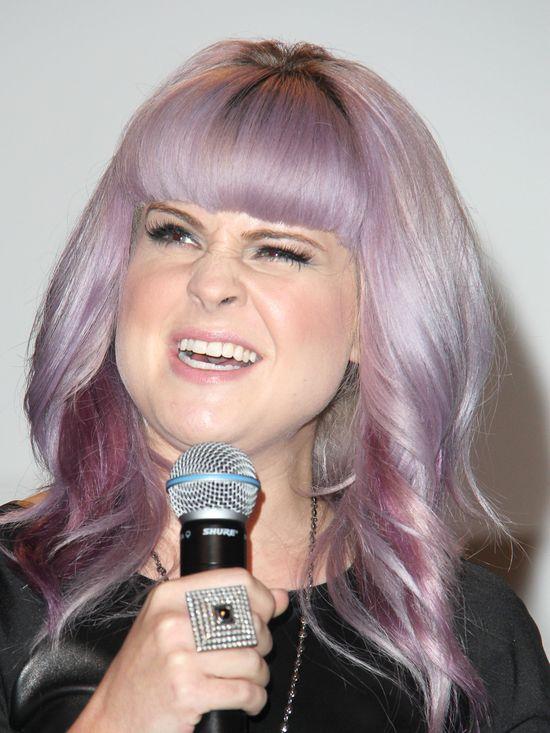 Kelly Osbourne w nowej fryzurze (FOTO)