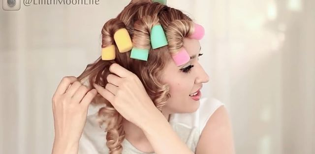 Romantyczna fryzura na sylwestra! (VIDEO)