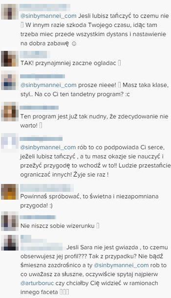 Sara Mannei rozważa udział w Tańcu z Gwiazdami! (SONDA)