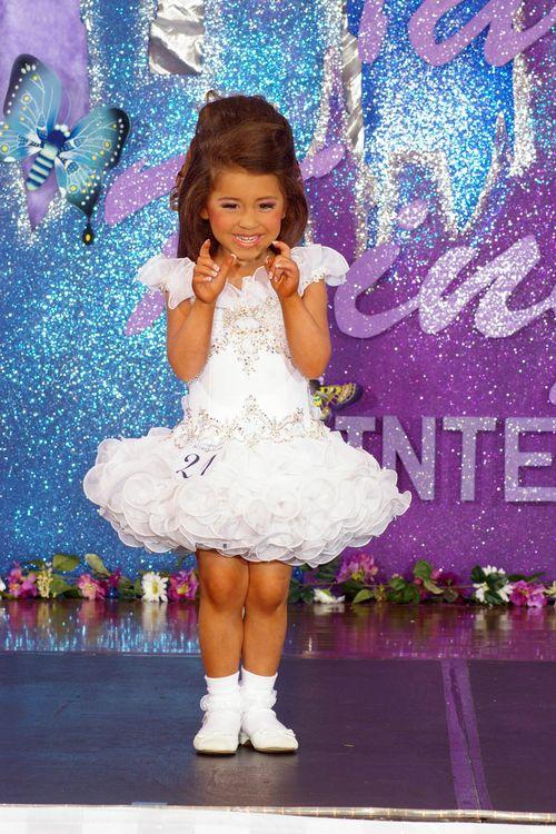 Szok! Kim Kardashian zgłosiła Nori do konkursu na Małą Miss!