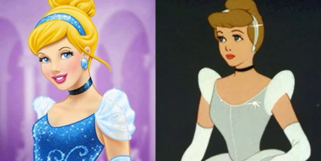 Jaki obraz  kobiety pokazują bajki Disneya?