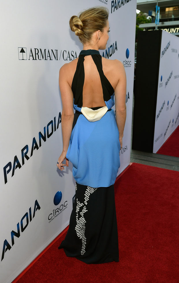 Amber Heard w kreacji z domu mody Vionnet (FOTO)