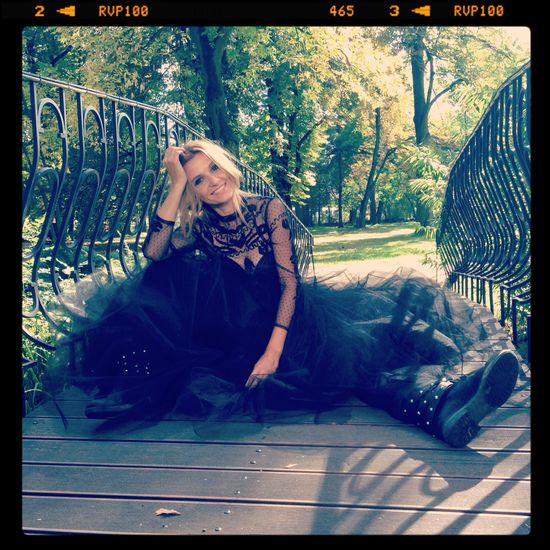 Kulisy sesji Joanny Koroniewskiej dla HOT Moda&Shopping