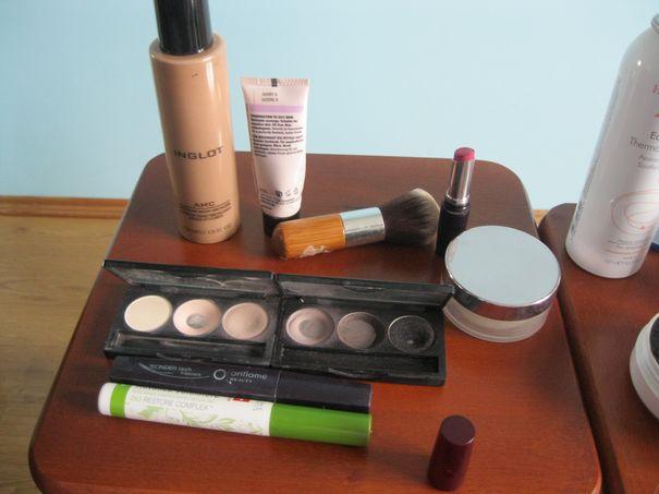 Wasze kosmetyczki: Basia, 25 lat