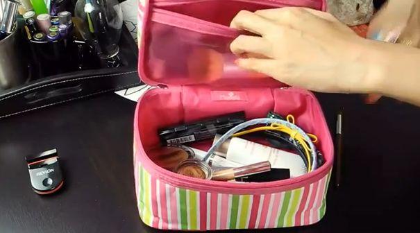 Jak spakować kosmetyczkę podróżną?