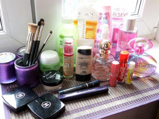 Wasze kosmetyczki: Kaja, 20 lat