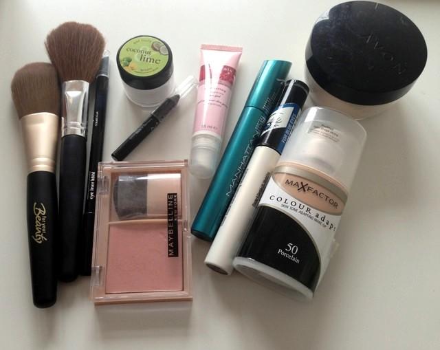 Wasze kosmetyczki: Ania, 25 lat