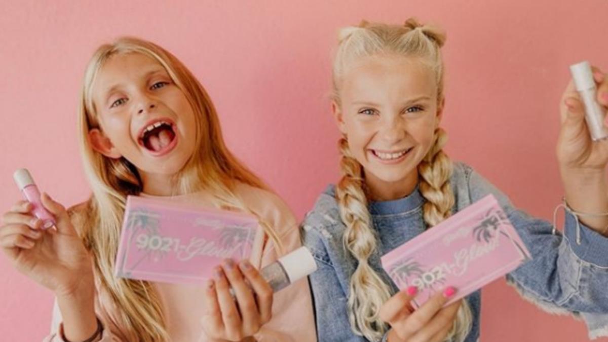 Powstała marka, która tworzy kosmetyki do makijażu dla... dzieci