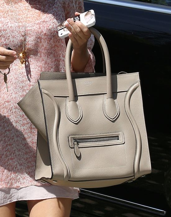 Kourtney Kardashian z torebką Celine (FOTO)