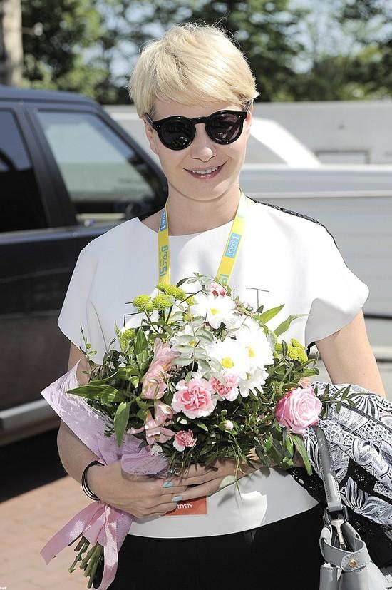 Ciążowy styl Małgorzaty Kożuchowskiej (FOTO)