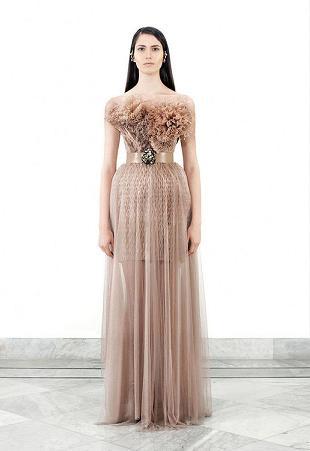 haute couture wiosna 2012