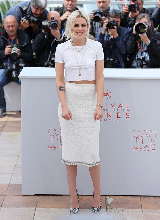 Kristen Stewart w lepszej formie na festiwalu w Cannes 2016
