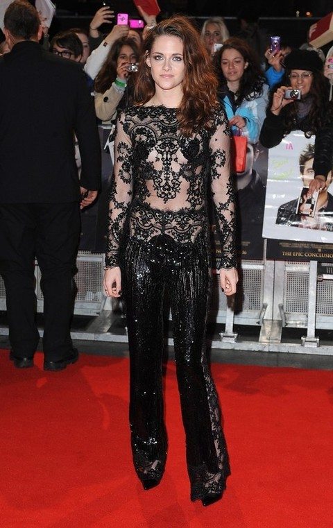 Najbardziej stylowe gwiazdy 2012 roku
