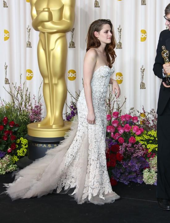 Kristen Stewart w Reem Acra (FOTO)