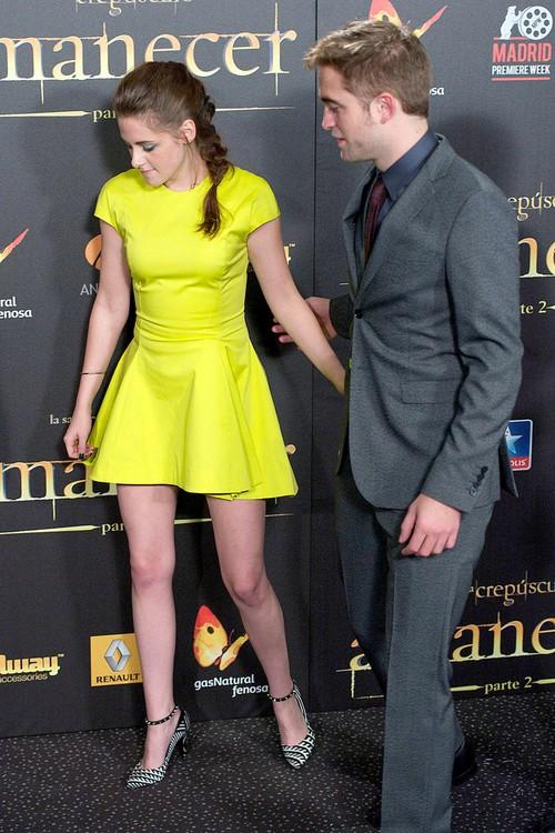 Kristen Stewart postawiła na mocny kolor (FOTO)