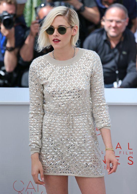 Czerwony dywan w Cannes służy Kristen Stewart (FOTO)