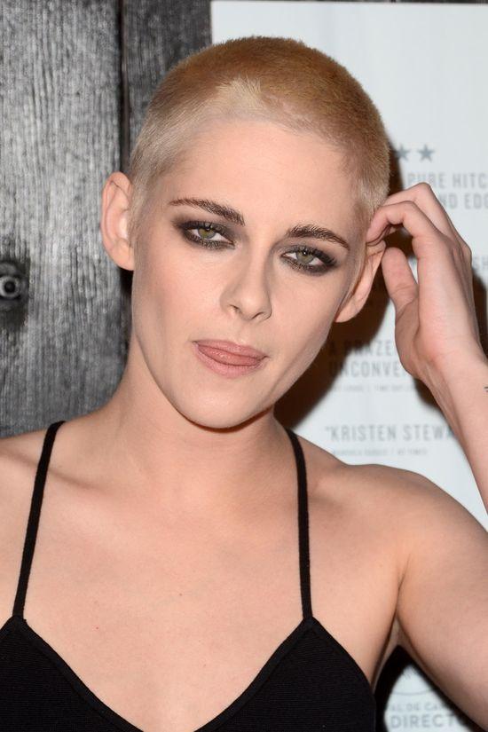 O nie... Kristen Stewart nie zrezygnuje z nowej fryzury, bo...