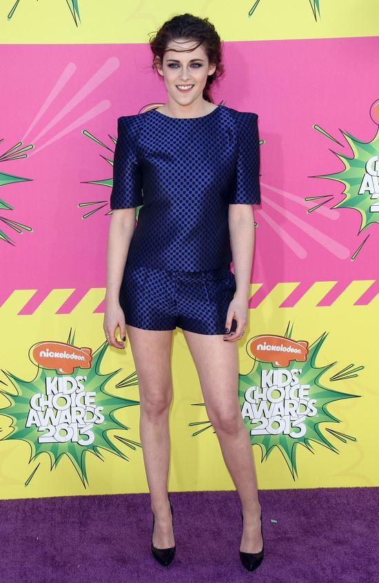 Kristen Stewart w kusych szortach (FOTO)