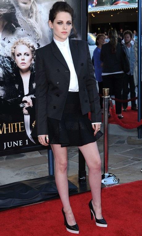 Kristen Stewart w październikowym wydaniu Vogue UK