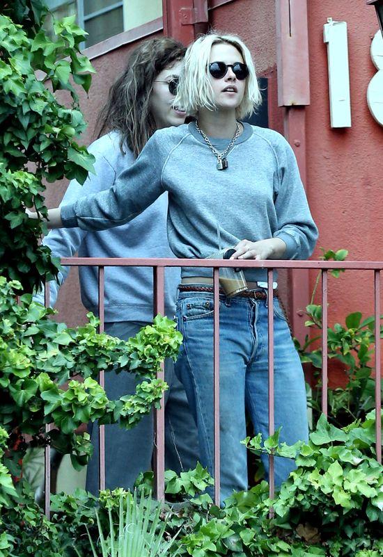 Tak źle Kristen Stewart jeszcze nie wyglądała... (FOTO)