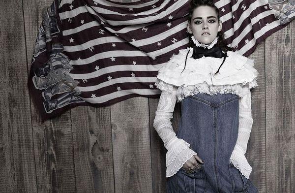 Kristen Stewart w kampanii Chanel! (FOTO+VIDEO)