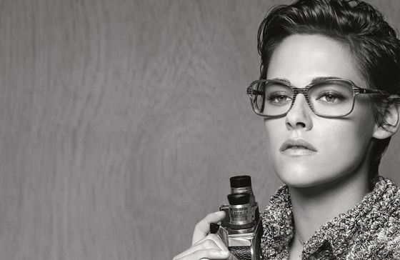 Kristen Stewart w kampanii Chanel. Podołała? (FOTO)