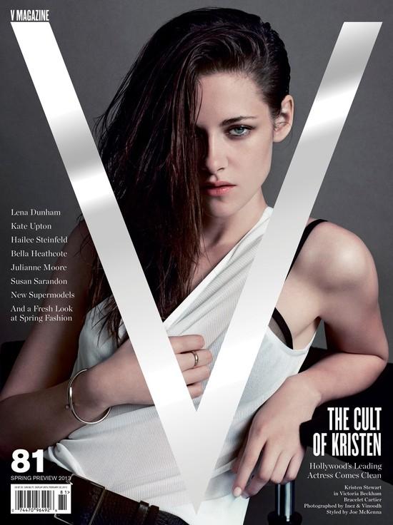 Kristen Stewart dla V Magazine