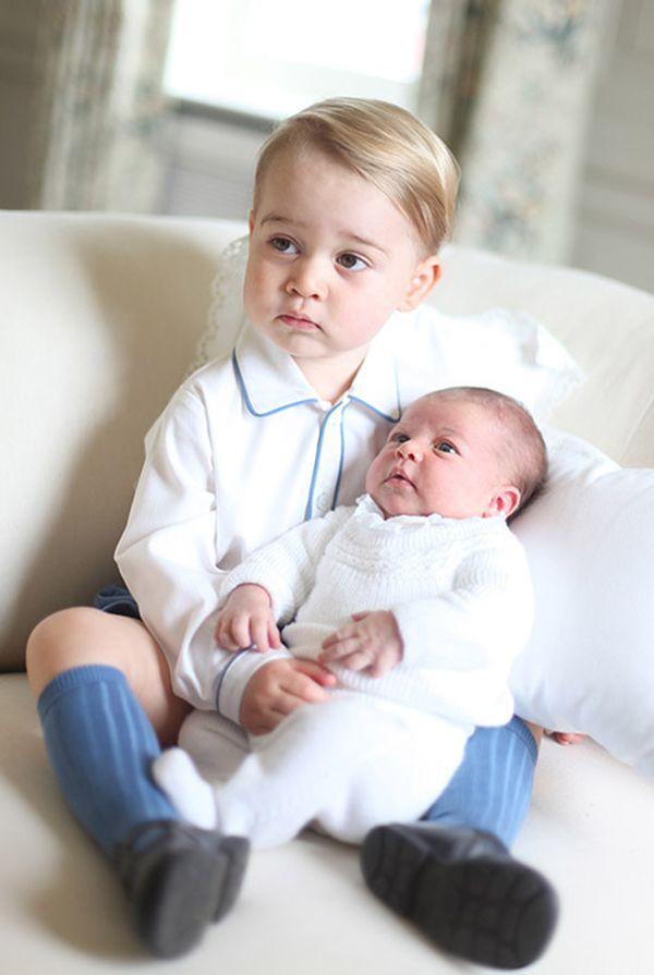Brytyjska rodzina królewska pokazała najnowsze zdjęcie