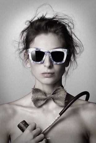Jak oryginalnie reklamować okulary?