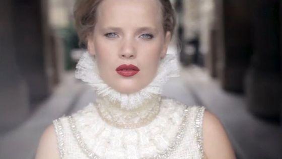 Joanna Kulig cała w Chanel (VIDEO)