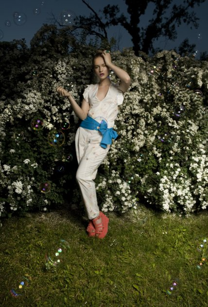 Ola Kuligowska z bajkowej sesji (FOTO)