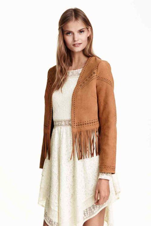 10 kurtek w stylu boho na jesień 2015