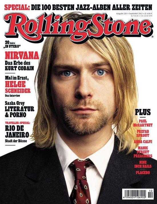 Szok! List pożegnalny Kurta Cobaina jako nadruk na koszulce