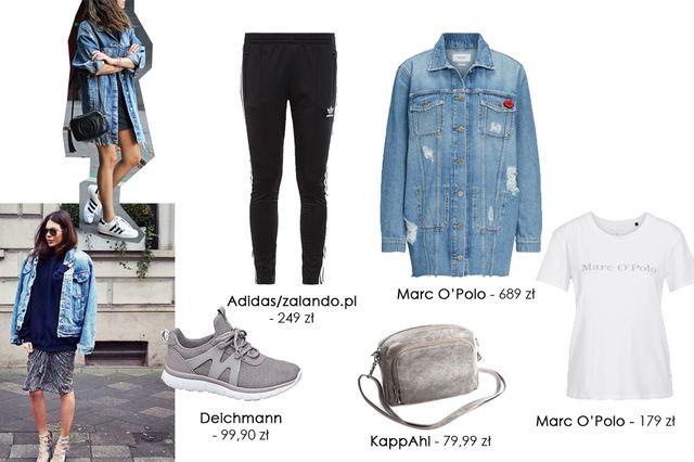 Hit w stylizacjach na lato 2017 - Jeansowa kurtka w 3 odsłonach