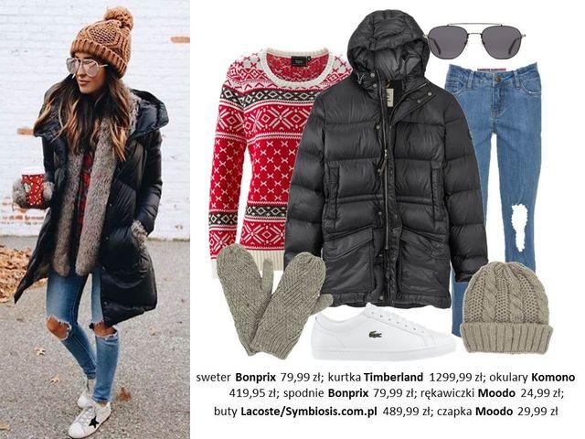 Bitwa na style, czyli stylizacje z puchową kurtką vs z płaszczem (FOTO)
