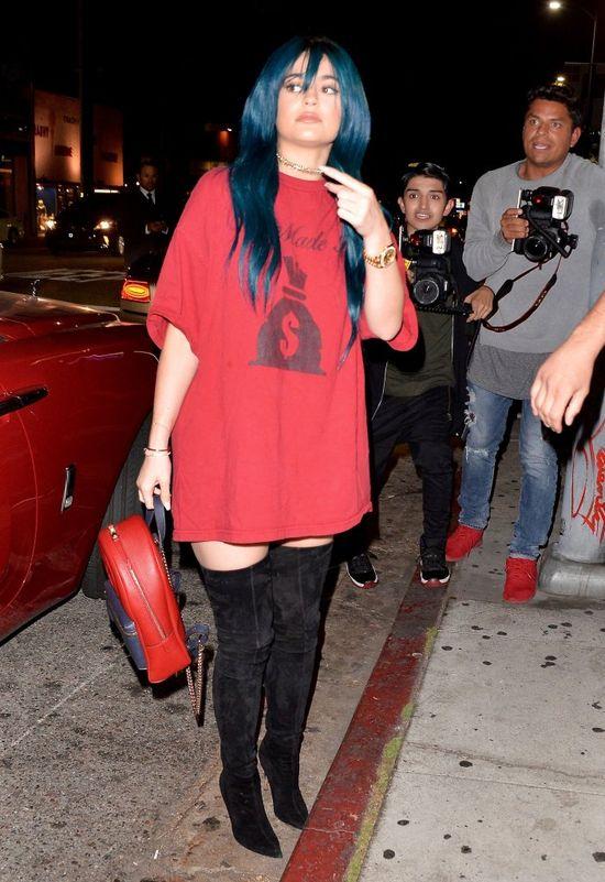 Kylie Jenner zsikała się w spodnie?! Musicie TO zobaczyć...