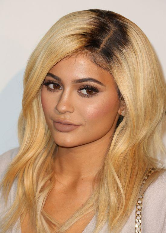 Nie uwierzycie, że na tym zdjeciu jest Kylie Jenner...