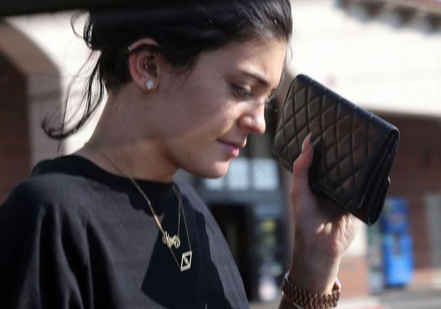 Kylie Jenner pokazała swoje zdjęcie bez makijażu! (FOTO)