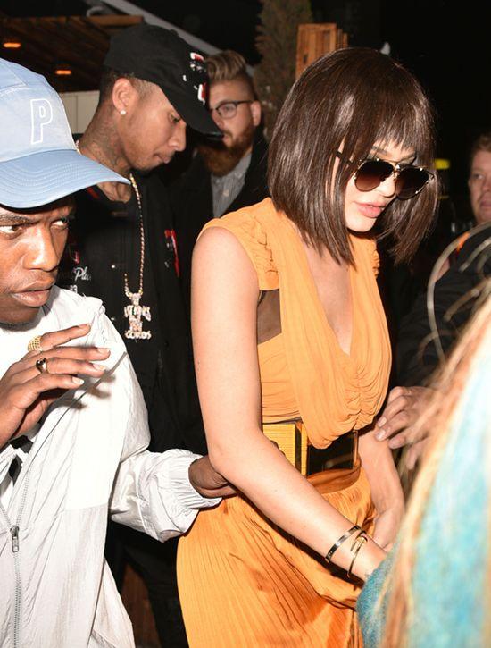 Kardashianki i Jennerki na 20. urodzinach Kendall (FOTO)