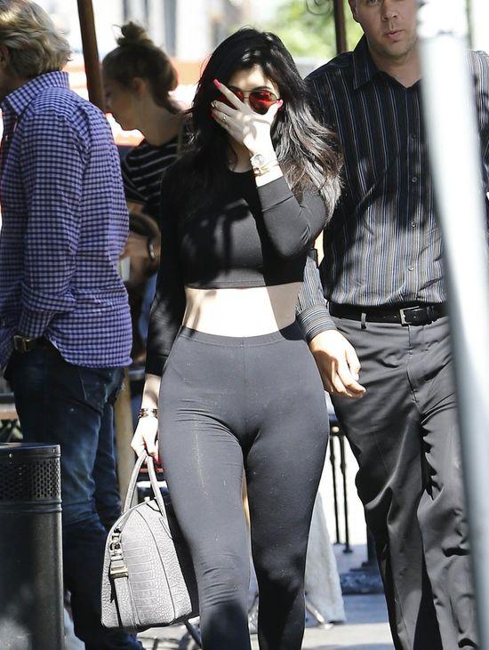 Kylie Jenner ma nosie zasadę