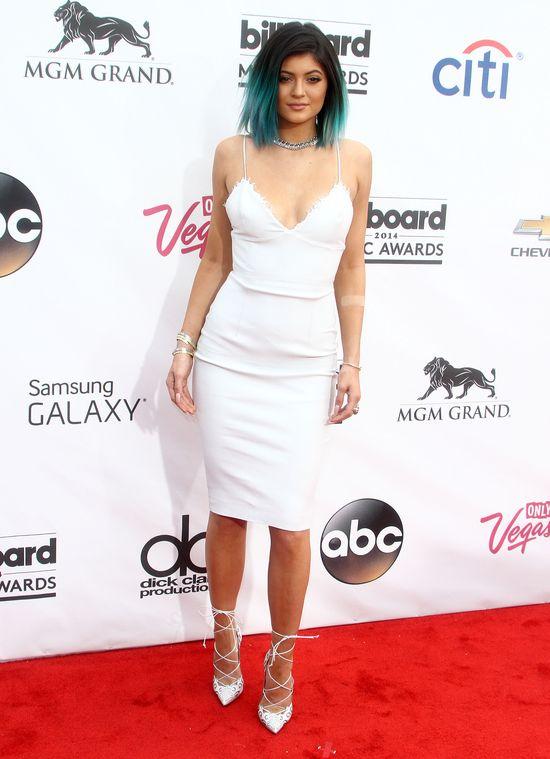 Modne Jennerki w duecie na rozdania nagród Billboard (FOTO)