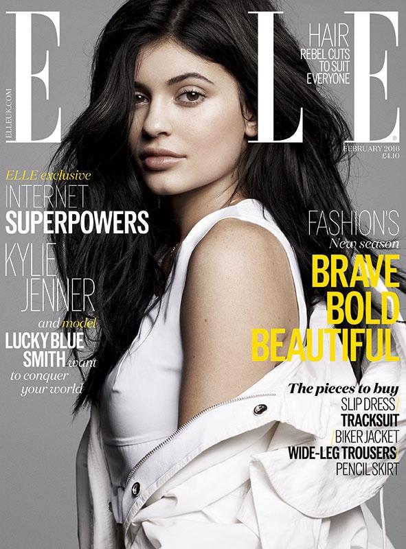 Kylie Jenner złowiła kolejną okładkę (FOTO)