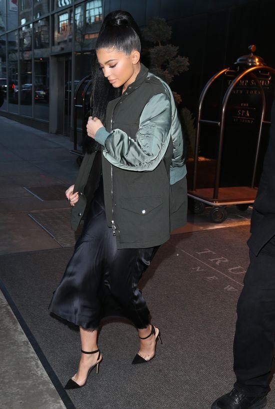 Kylie Jenner ma dość współpracy z Kanye Westem