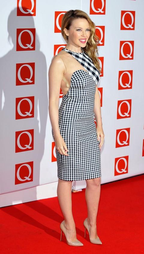 Kylie Minogue w sukience Stelli McCartney (FOTO)