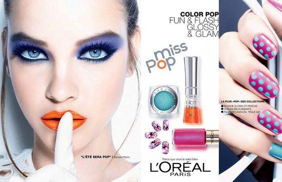 Barbara Palvin twarzą  Miss Pop L'Oreal (FOTO)