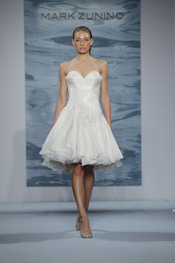 Bajeczne suknie ślubne na 2015 rok od Marka Zunino (FOTO)