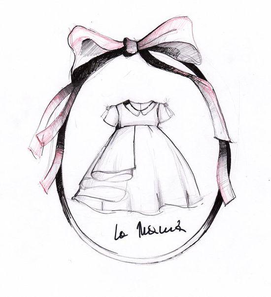 La Mania zaprojektowała sukienkę na córeczki Sochy