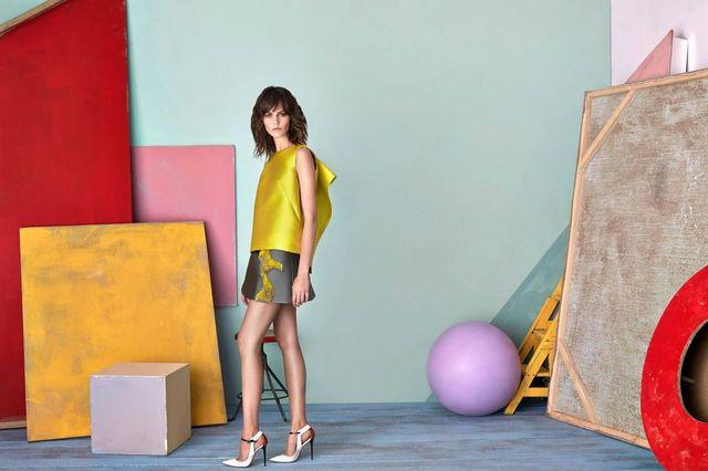 Kolorowy lookbook La Mania wiosna-lato 2015 (FOTO)