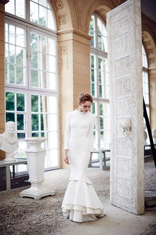 White 2014/15, czyli minimalistyczne ślubne suknie La Mania